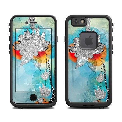 Lifeproof iPhone 6 Fre Case Skin - Coral