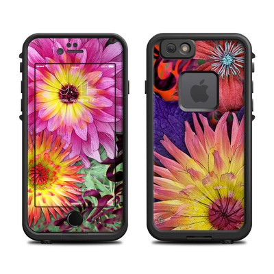 Lifeproof iPhone 6 Fre Case Skin - Cosmic Damask