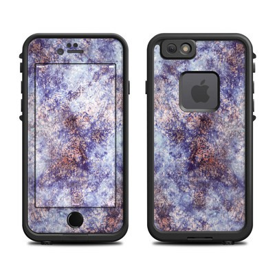 Lifeproof iPhone 6 Fre Case Skin - Batik Crackle