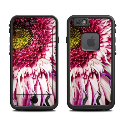 Lifeproof iPhone 6 Fre Case Skin - Crazy Daisy