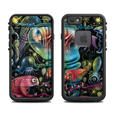 Lifeproof iPhone 6 Fre Case Skin - Creatures