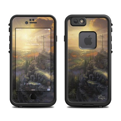 Lifeproof iPhone 6 Fre Case Skin - The Cross