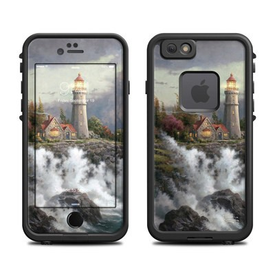 Lifeproof iPhone 6 Fre Case Skin - Conquering Storms