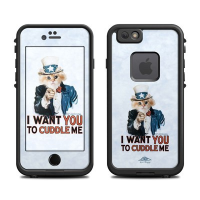 Lifeproof iPhone 6 Fre Case Skin - Cuddle Me