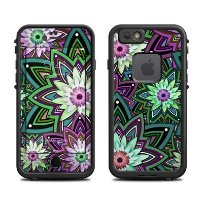 Lifeproof iPhone 6 Fre Case Skin - Daisy Trippin