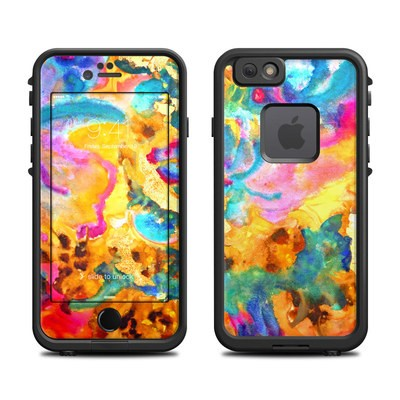 Lifeproof iPhone 6 Fre Case Skin - Dawn Dance