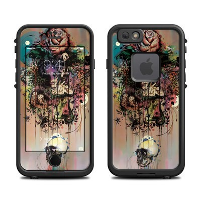 Lifeproof iPhone 6 Fre Case Skin - Doom and Bloom