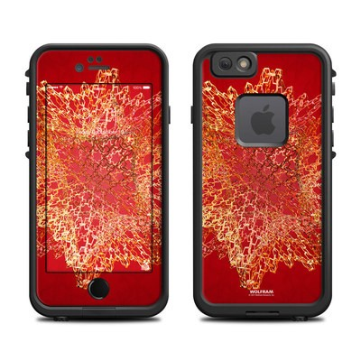 Lifeproof iPhone 6 Fre Case Skin - Dodecahedron Cage