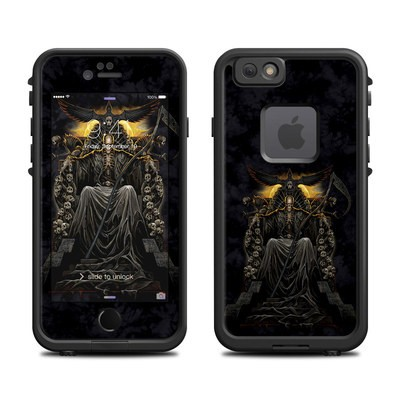 Lifeproof iPhone 6 Fre Case Skin - Death Throne