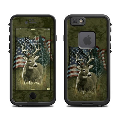 Lifeproof iPhone 6 Fre Case Skin - Deer Flag