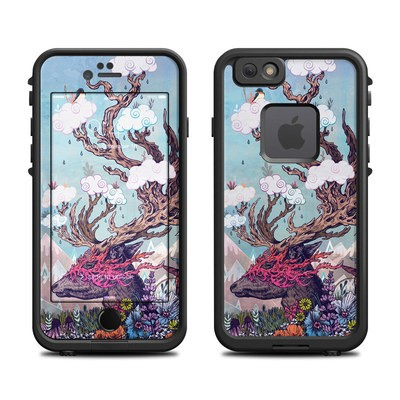 Lifeproof iPhone 6 Fre Case Skin - Deer Spirit