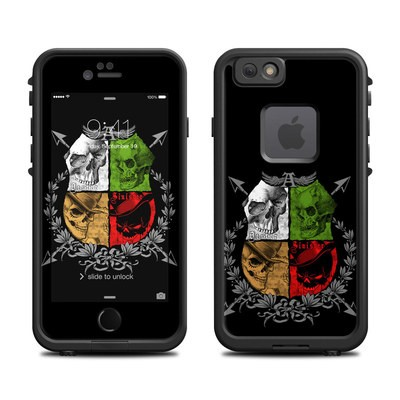 Lifeproof iPhone 6 Fre Case Skin - Devils Herald