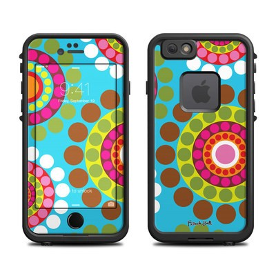 Lifeproof iPhone 6 Fre Case Skin - Dial