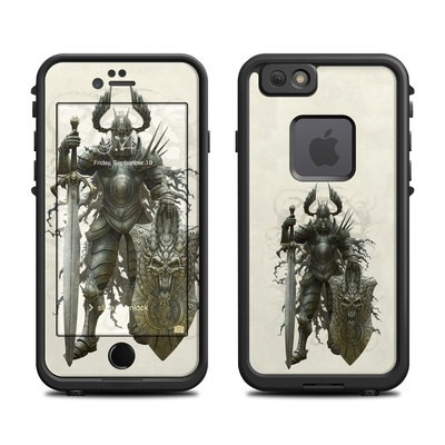Lifeproof iPhone 6 Fre Case Skin - Dark Knight