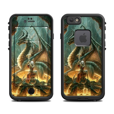 Lifeproof iPhone 6 Fre Case Skin - Dragon Mage