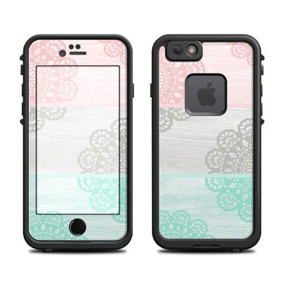 Lifeproof iPhone 6 Fre Case Skin - Doily