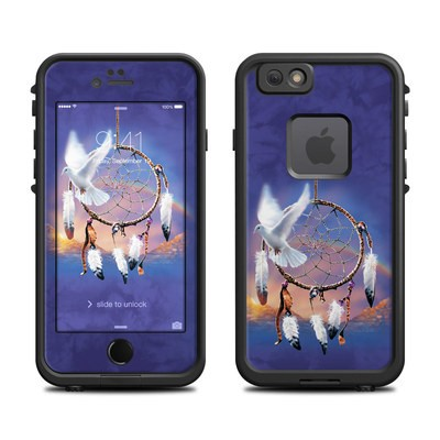 Lifeproof iPhone 6 Fre Case Skin - Dove Dreamer