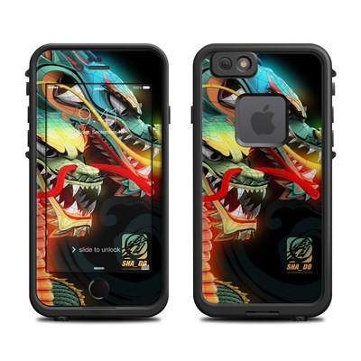 Lifeproof iPhone 6 Fre Case Skin - Dragons