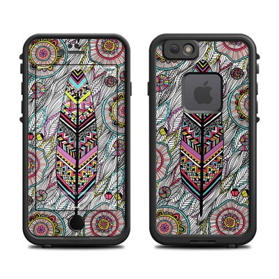 Lifeproof iPhone 6 Fre Case Skin - Dream Feather