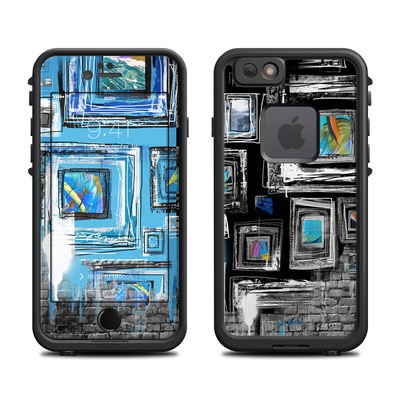 Lifeproof iPhone 6 Fre Case Skin - Dripping Walls
