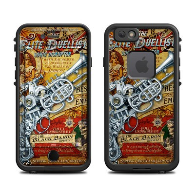 Lifeproof iPhone 6 Fre Case Skin - The Duelist