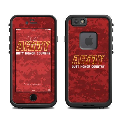 Lifeproof iPhone 6 Fre Case Skin - Duty and Honor