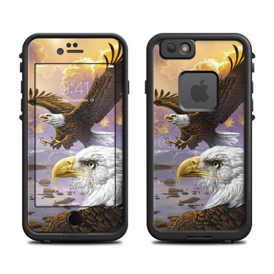 Lifeproof iPhone 6 Fre Case Skin - Eagle