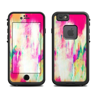 Lifeproof iPhone 6 Fre Case Skin - Electric Haze