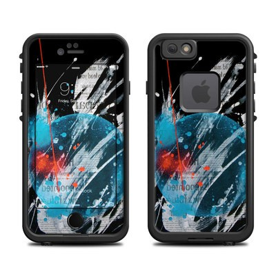 Lifeproof iPhone 6 Fre Case Skin - Element-Ocean