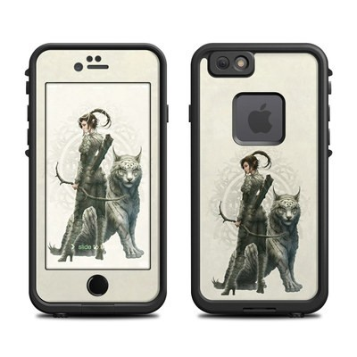 Lifeproof iPhone 6 Fre Case Skin - Half Elf Girl