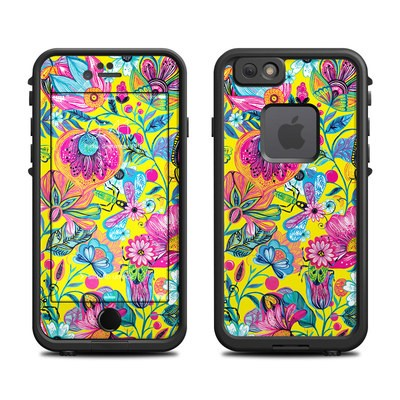 Lifeproof iPhone 6 Fre Case Skin - Endless Garden