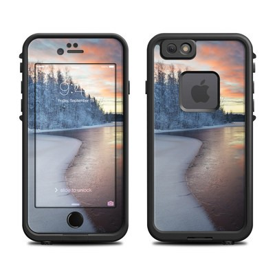 Lifeproof iPhone 6 Fre Case Skin - Evening Snow