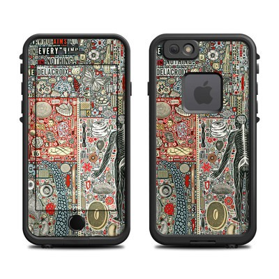 Lifeproof iPhone 6 Fre Case Skin - Everything and Nothing