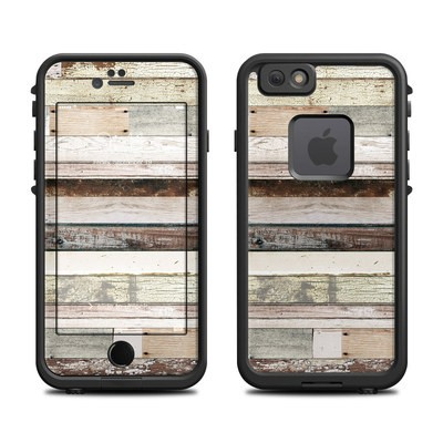 Lifeproof iPhone 6 Fre Case Skin - Eclectic Wood