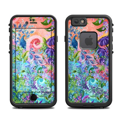 Lifeproof iPhone 6 Fre Case Skin - Fantasy Garden