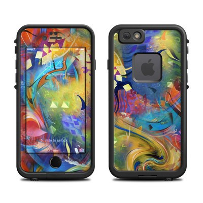 Lifeproof iPhone 6 Fre Case Skin - Fascination