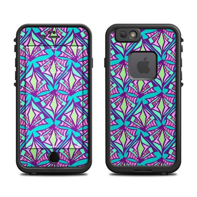 Lifeproof iPhone 6 Fre Case Skin - Fly Away Teal