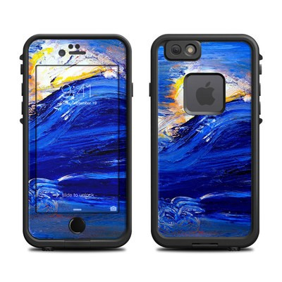 Lifeproof iPhone 6 Fre Case Skin - Feeling Blue
