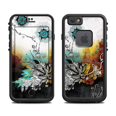Lifeproof iPhone 6 Fre Case Skin - Frozen Dreams