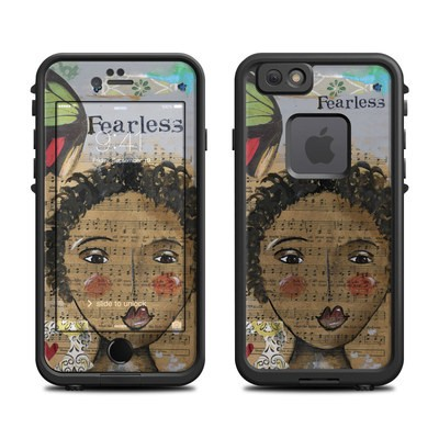 Lifeproof iPhone 6 Fre Case Skin - Fearless Heart