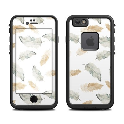 Lifeproof iPhone 6 Fre Case Skin - Feathers