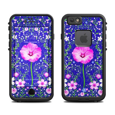 Lifeproof iPhone 6 Fre Case Skin - Floral Harmony