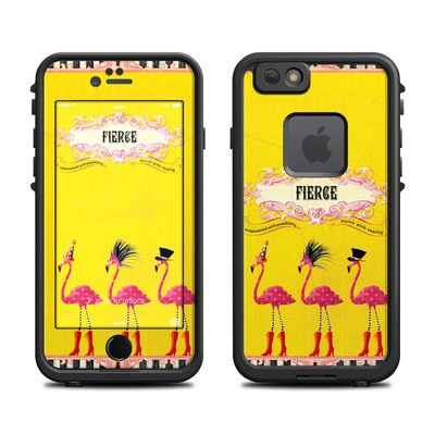Lifeproof iPhone 6 Fre Case Skin - Fierce