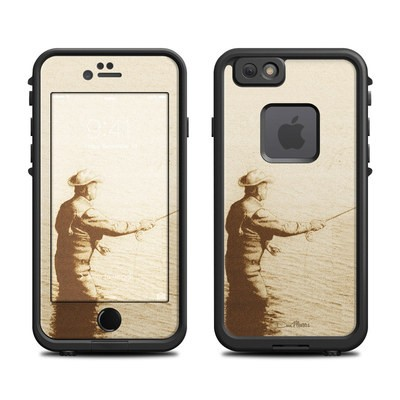 Lifeproof iPhone 6 Fre Case Skin - Fisherman