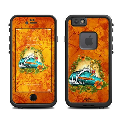 Lifeproof iPhone 6 Fre Case Skin - Five Slide