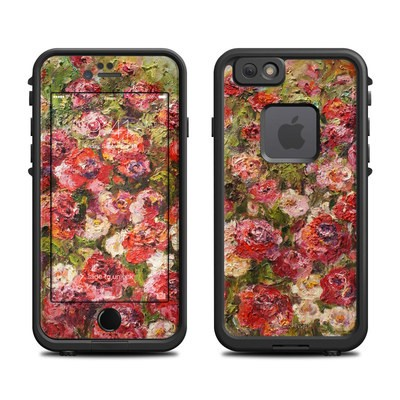 Lifeproof iPhone 6 Fre Case Skin - Fleurs Sauvages