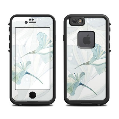 Lifeproof iPhone 6 Fre Case Skin - Floating Gingko