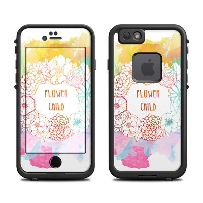 Lifeproof iPhone 6 Fre Case Skin - Flower Child