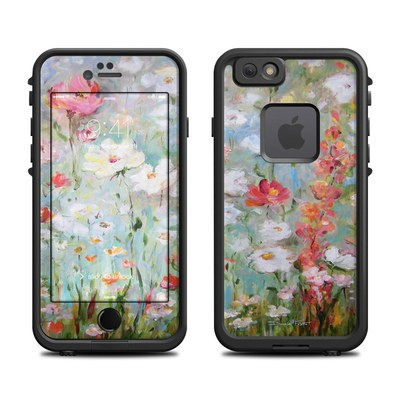 Lifeproof iPhone 6 Fre Case Skin - Flower Blooms