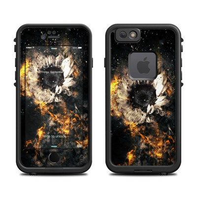 Lifeproof iPhone 6 Fre Case Skin - Flower Fury